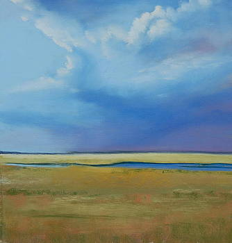 August Sky by Jeanne Rosier Smith