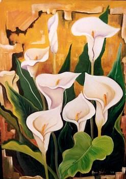 Aurum Lilys by Ansie Boshoff