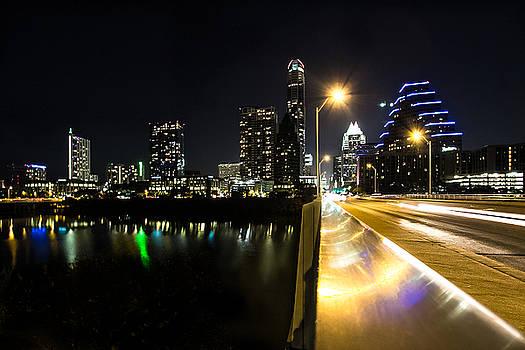 Austin Skyline by Amber Dopita