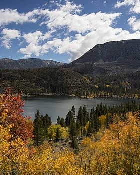 Autumn at Rock Creek Lake 2 by Frank Lee Hawkins
