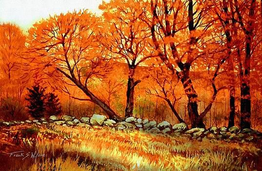 Frank Wilson - Autumn Blaze