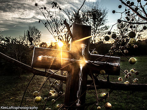 Autumn Blessings  by Kim Loftis