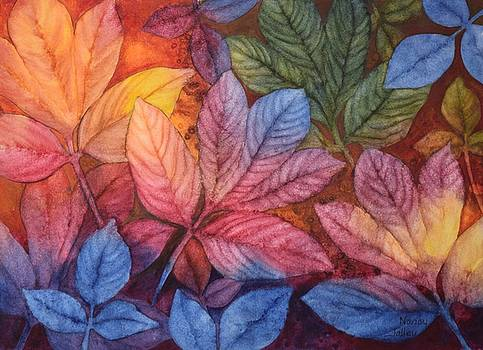 Autumn Color by Nancy Jolley