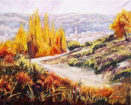 Autumn colors by Elena Sokolova
