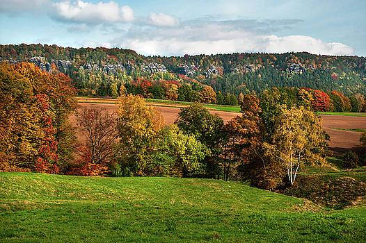 Jenny Rainbow - Autumn Fields. Germany