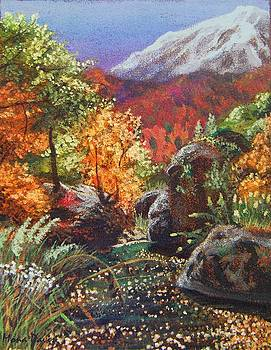 Autumn Glory by Mona Davis