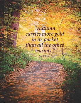 Autumn Gold by Debbie Karnes