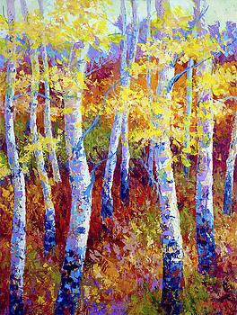 Marion Rose - Autumn Gold