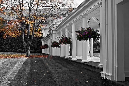Autumn in Bath County Virginia by Eric Liller