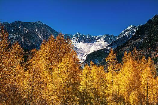 Autumn In Colorado by Andrew Soundarajan