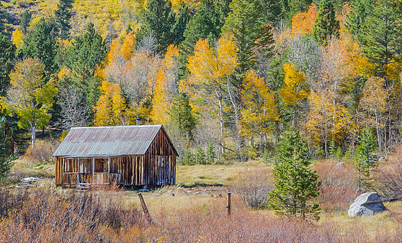 Autumn in Hope Valley by Mark Chandler