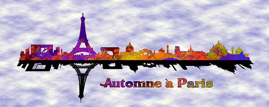 Autumn in Paris by Peter Stevenson