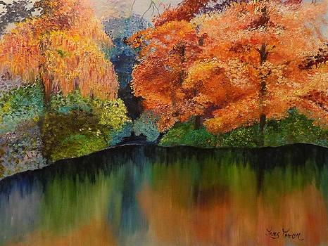 Autumn In the Air by Janis  Tafoya