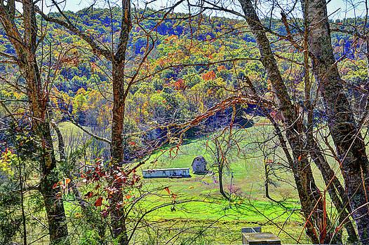 Autumn in the Valley  by Savannah Gibbs