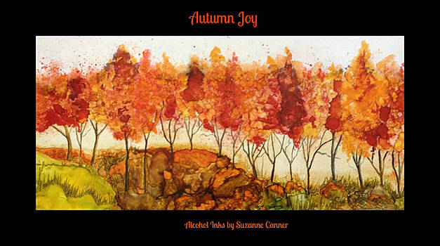 Autumn Joy by Suzanne Canner