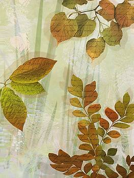 Autumn Leaves-1 by Nina Bradica