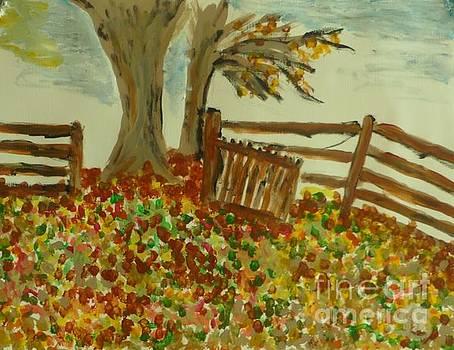Autumn by Marie Bulger