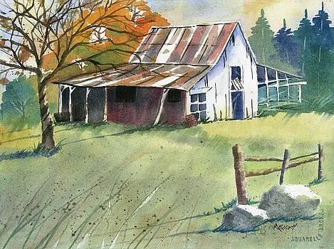 Autumn by Marsha Elliott