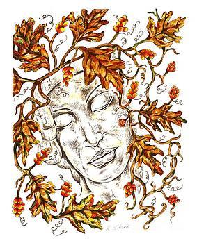 Autumn Muse by Karen Sirard
