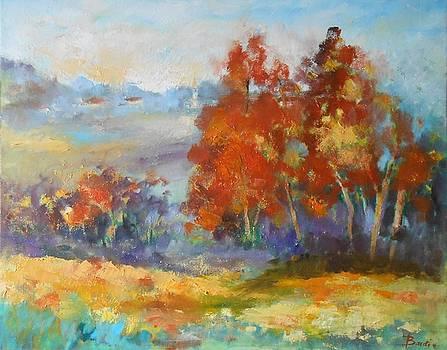Autumn by Natalia Bardi