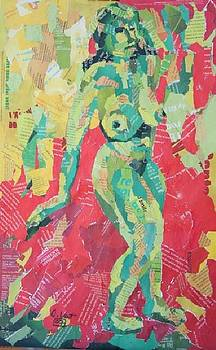Autumn Nude by Viet Tran