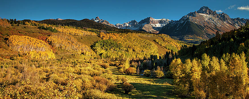 Autumn Panorama by Andrew Soundarajan