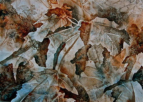 Autumn Patterns by Carolyn Rosenberger