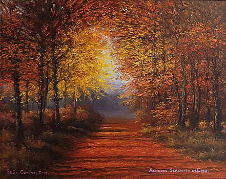 Autumn Serenity in Emo by Sean Conlon
