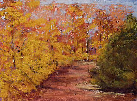 Barry Jones - Autumn Splendor - Fall Landscape