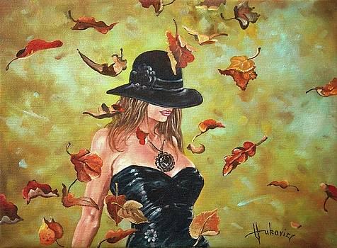 Autumn story by Dusan Vukovic