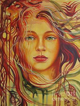 Autumn wind 2 by Elena Oleniuc