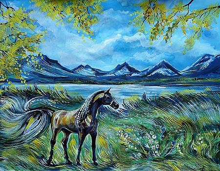 Anna Duyunova - Autumn Wind