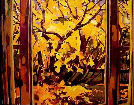 Autumn Window by Tim  Heimdal