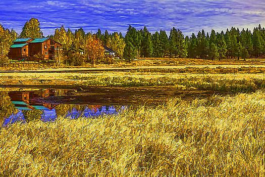 Autumn's Glory by Nancy Marie Ricketts