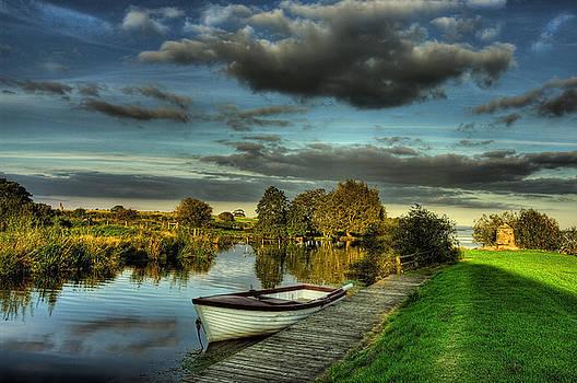 Autumn's Waiting by Kim Shatwell-Irishphotographer
