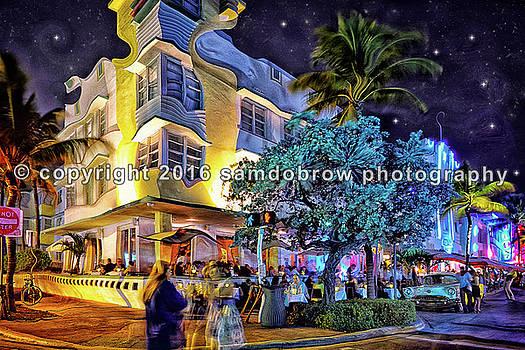 Avalon Corner by Samdobrow  Photography