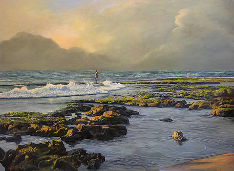Avalon Point by Jeanne Newton Schoborg
