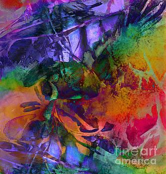 Avatar Abstract by Allison Ashton