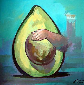 Avocado by Filip Mihail