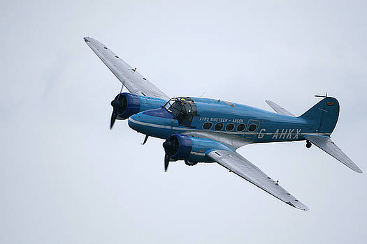 Avro Anson by Dave Perks