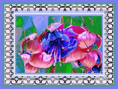 Awesome Blooms by Shirley Moravec
