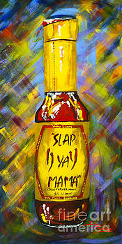 Awesome Sauce - Slap Ya Mama by Dianne Parks