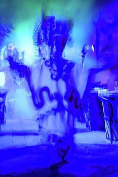 Aztec Spirit by Roupen  Baker