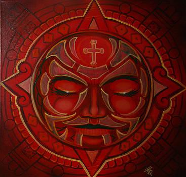 Aztec Sun by Joshua South