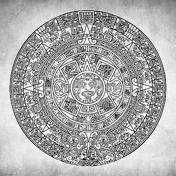 Aztec Sun by Taylan Apukovska