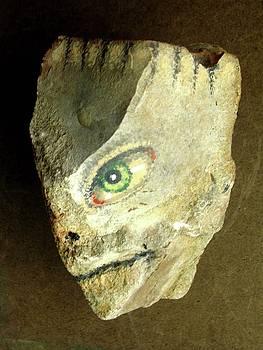 Aztec Warrior by Bill Meeker
