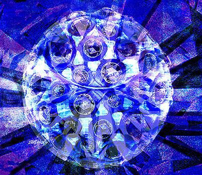 Azure Orb of Midas by Seth Weaver