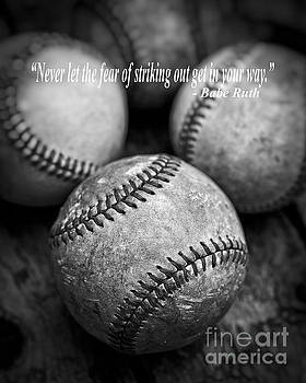Edward Fielding - Babe Ruth Quote