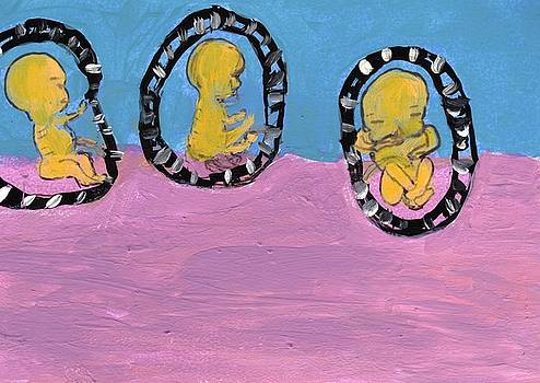 Babies-Unborn by Rosemary Mazzulla