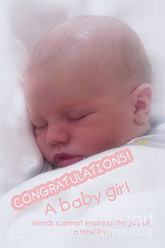 Baby Girl by Elaine Teague